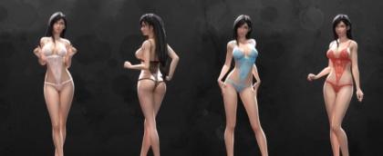 【3D同人/全动态】HydraFXX大师:4K极品3D同人作品 CG+动画全系资源【6G/1月新合集】