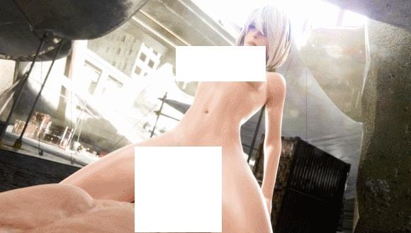 【神级3D/全动态】Nagoonimation 新作:2B骑术无双+Jessie+前作合集【2月更新】