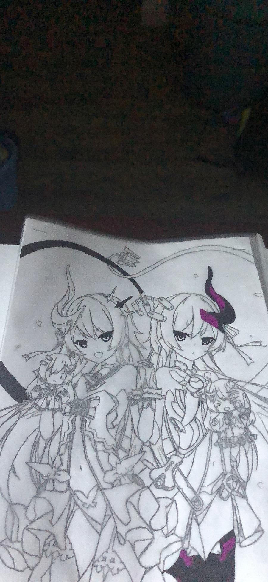 莉莉娅和罗莎莉亚