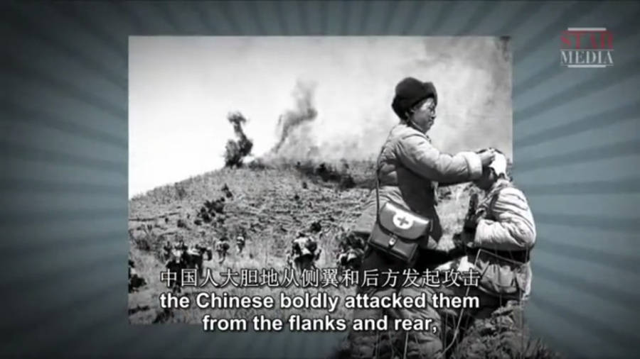 [俄语+中英字幕]朝鲜战争 / Войнав Корее(全4集)[1.49GB]