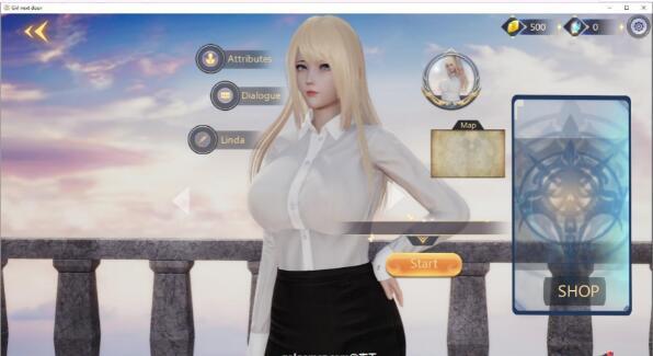 【国风SLG/汉化/动态】邻家女孩 V0.20 精翻汉化版+前作邪恶人生【更新/PC+安卓/7.31G】
