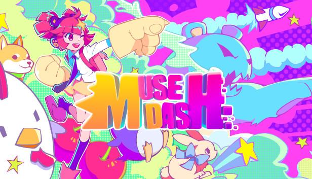 Muse dash ——欢迎各位手臂断裂者踊跃的留言