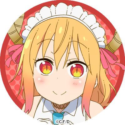 【2021年7月10日】小林家的龙女仆 官方推特汉化 8