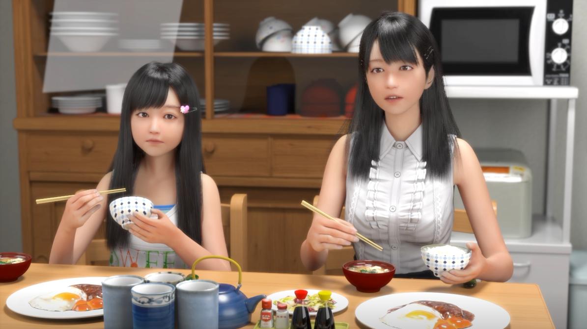 3D】[超真实] 死宅、天使、和甜蜜的家庭!PC:V1.08生肉 V1.07汉化版 KRKR:V1.07汉化版 4