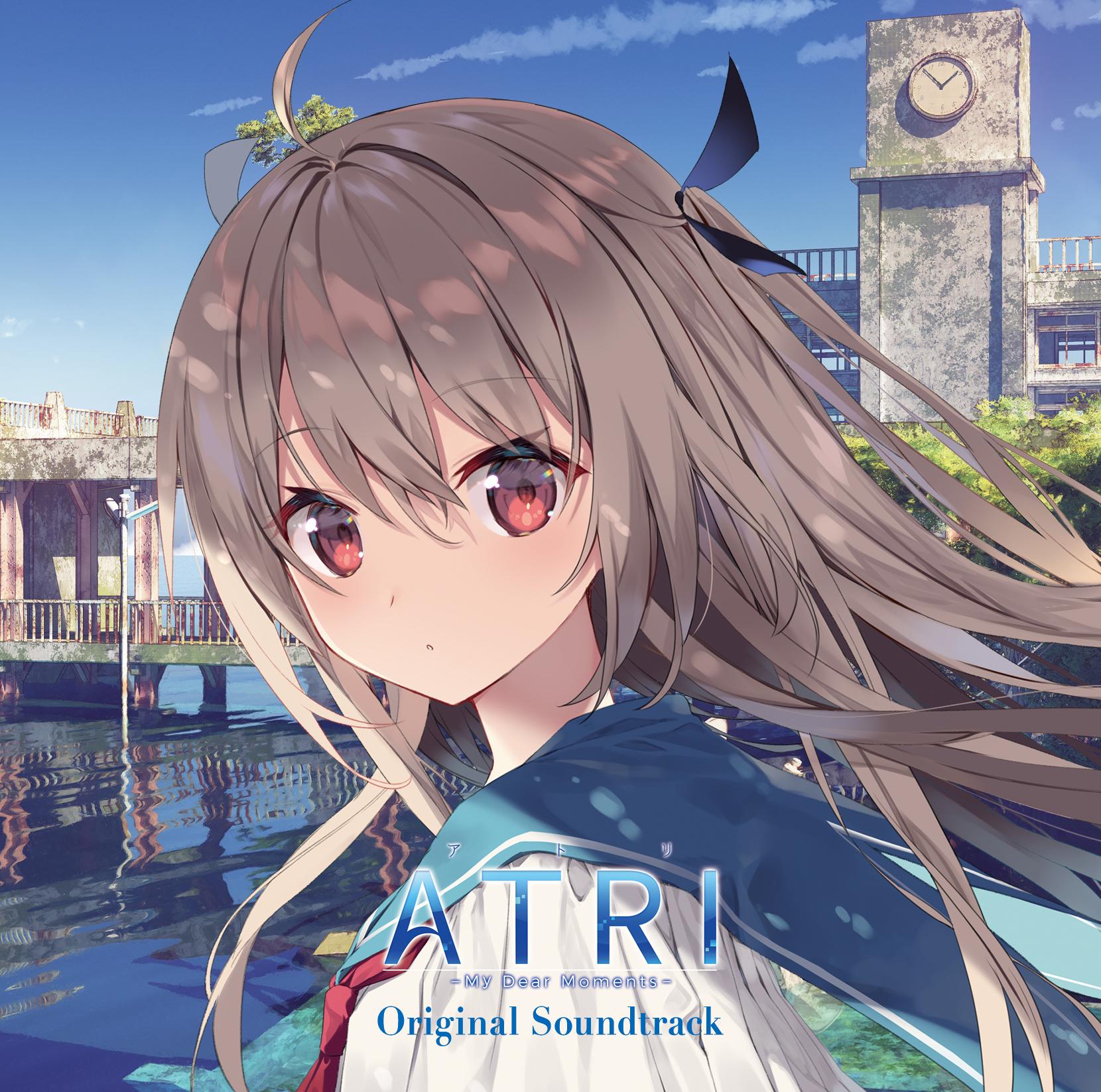 ATRI My Dear Moments Original Soundtrack (wav+mp3/716 MB)