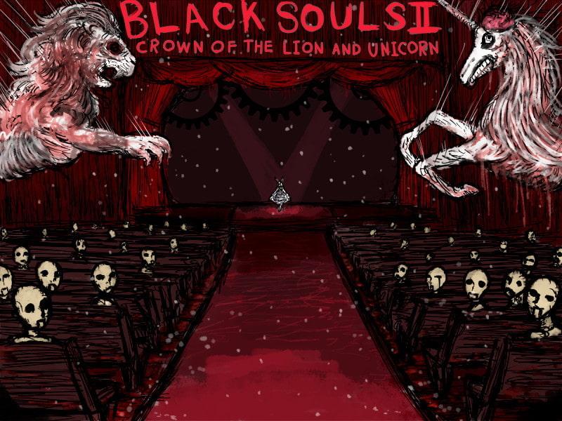 【RPG/中文】BlackSoulsII 献给心爱的你的不可思议之国 DLsite官中 3