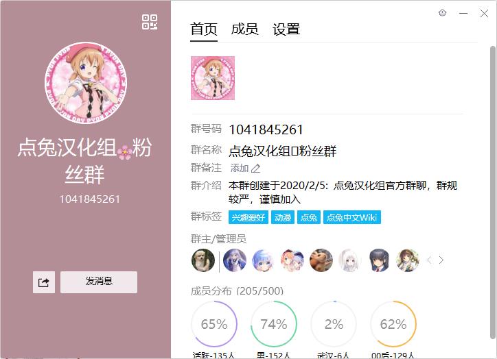 一切的开端,点兔汉化组的前身—点兔中文wiki项目