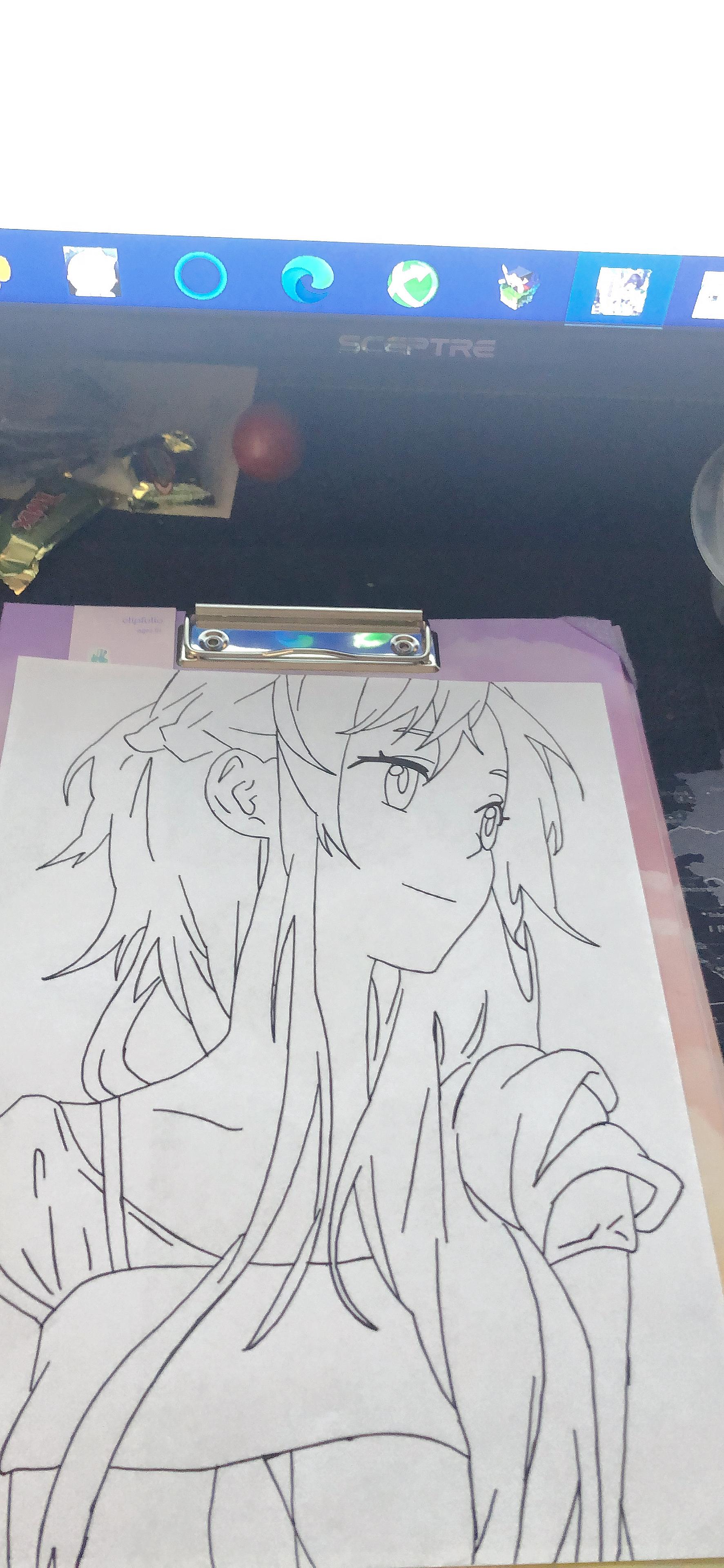 动漫手绘画 2