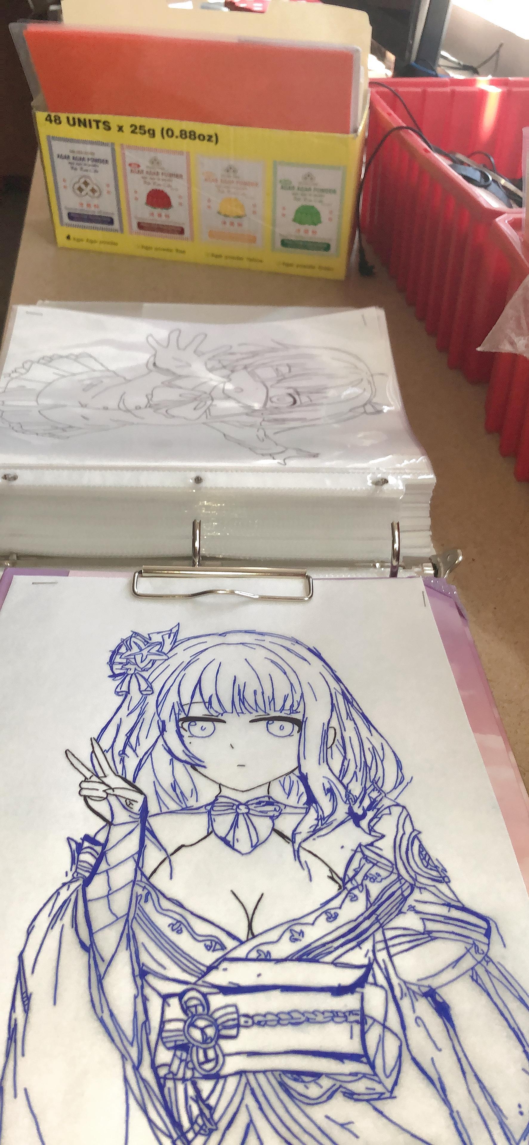 动漫手绘画!!!!!!!!!!!!!!! 15
