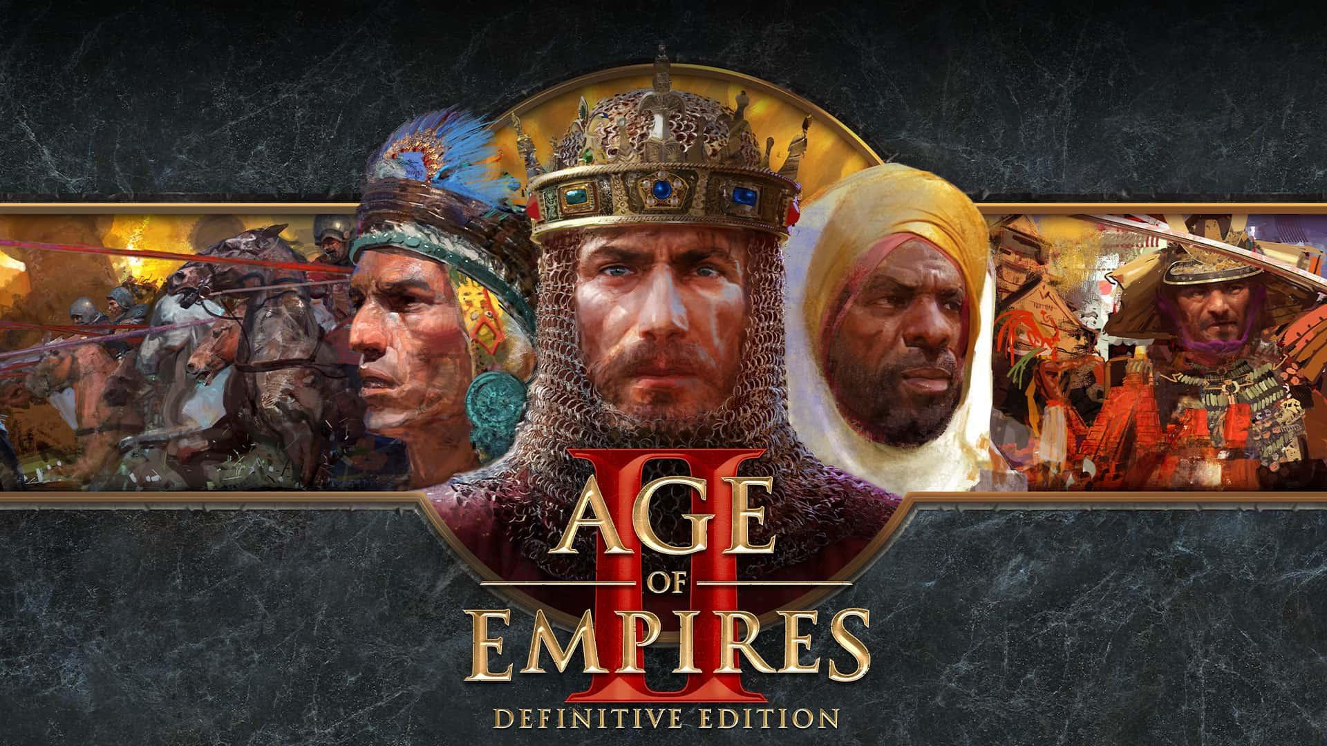 [RTS]世紀帝國2:決定版+全DLC(官中@PC@OD@35.8GB)