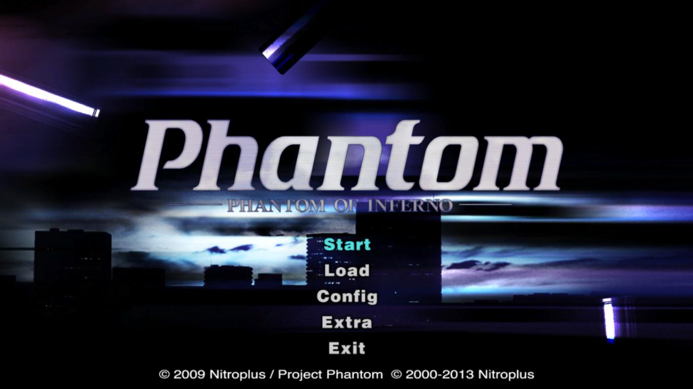 (汉化)PHANTOM of inferno 重制版