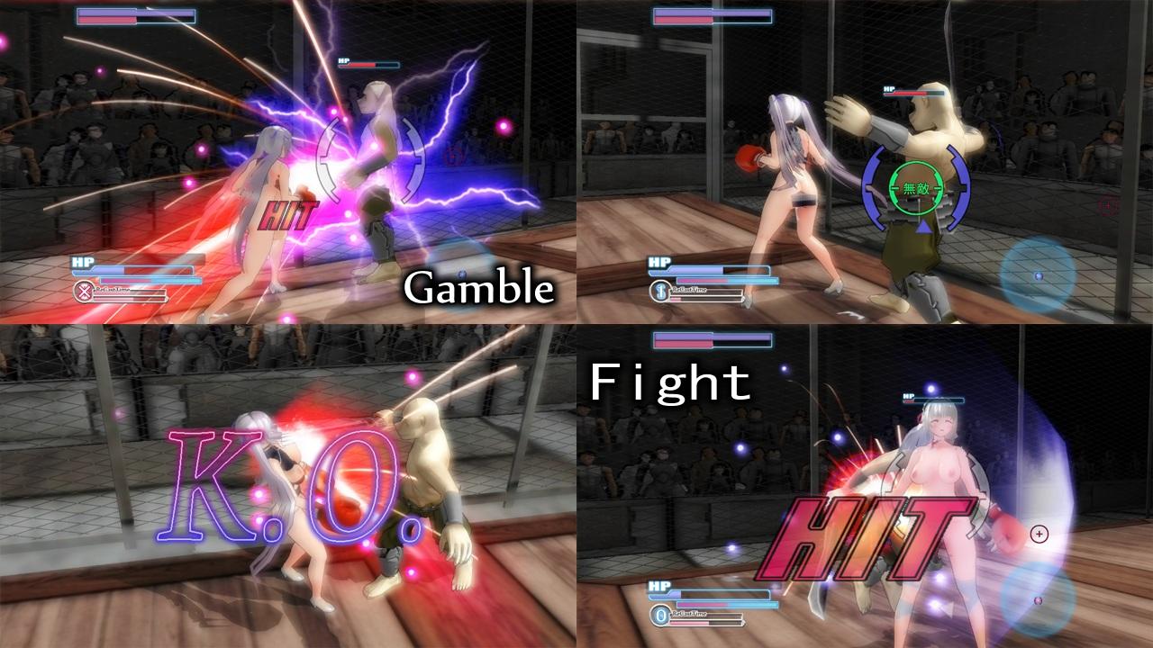 【3D未汉化/FTG+ACT】Gamble Fight Plus【OD直连+迅雷】 2