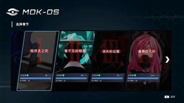 [官中/模拟黑客/PC]全网公敌 Cyber Manhunt[1.14GB] 1