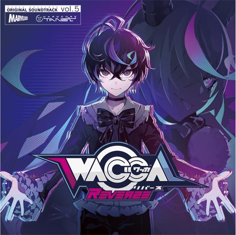 [WACCA] [236MB] WACCA Reverse ORIGINAL SOUNDTRACK vol.5 [FLAC 44.1kHz/16bit]