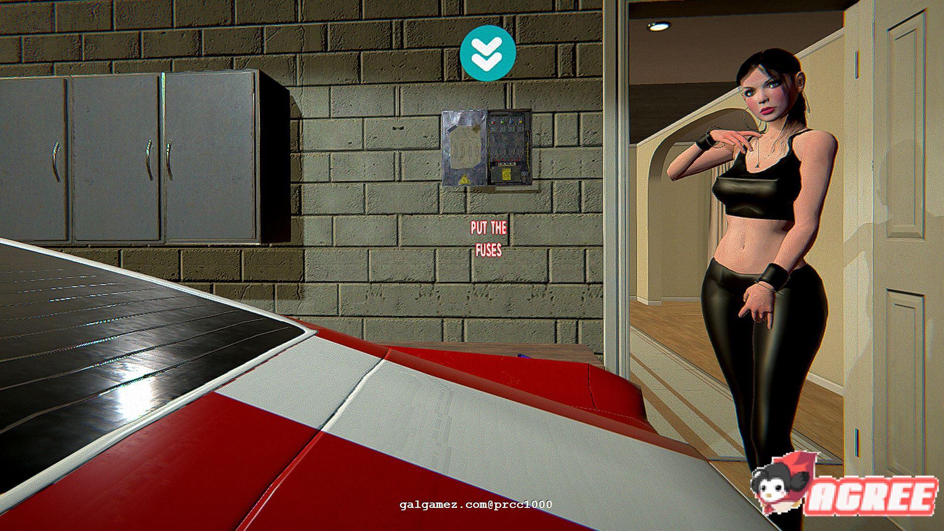 [3D互动/全动态] [超强互动] 老姐,我想修你车 STEAM完整正式版 [百度][3.5G]