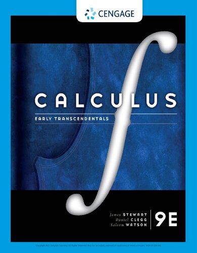 Calculus: Early Transcendentals[微积分/第九版/42 MB]