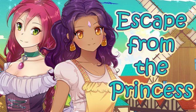 [ADV/官中/PC]Escape from the Princess / 逃离公主 汉化硬盘版 [官方中文/1.95G]